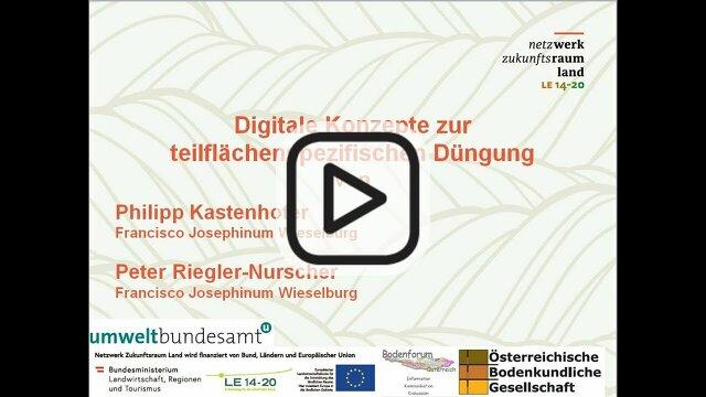 Philipp Kastenhofer, Peter Riegler-Nurscher