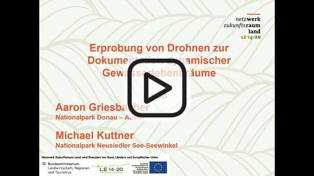 Aaron Griesbacher u Michael Kuttner