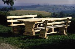 Mühlviertler Alm Holz