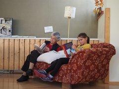 Arbeitsgruppe Lesen bewegt