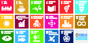 SDG Icons, UNIS Wien