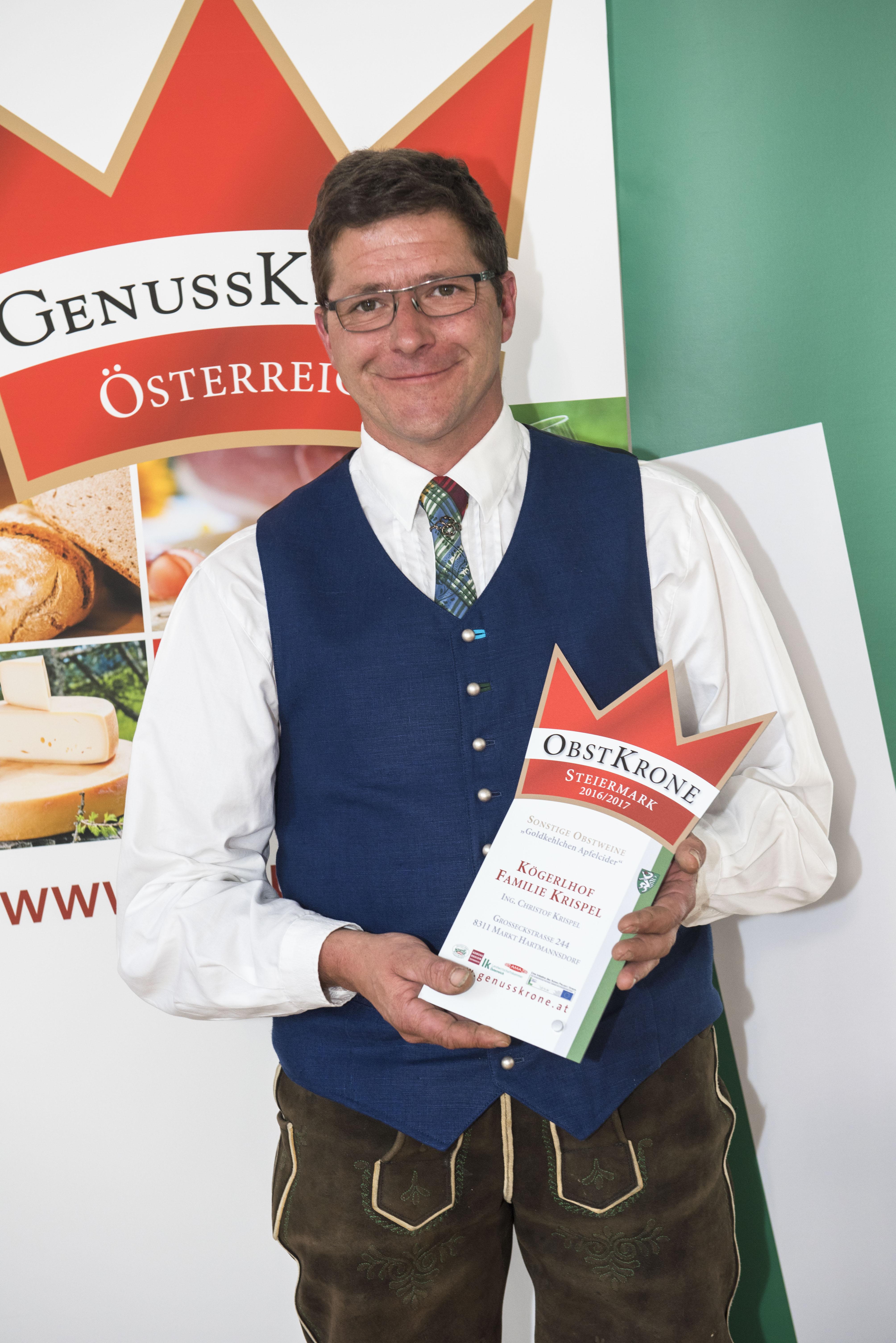 Christof Krispel, Kögerlhof