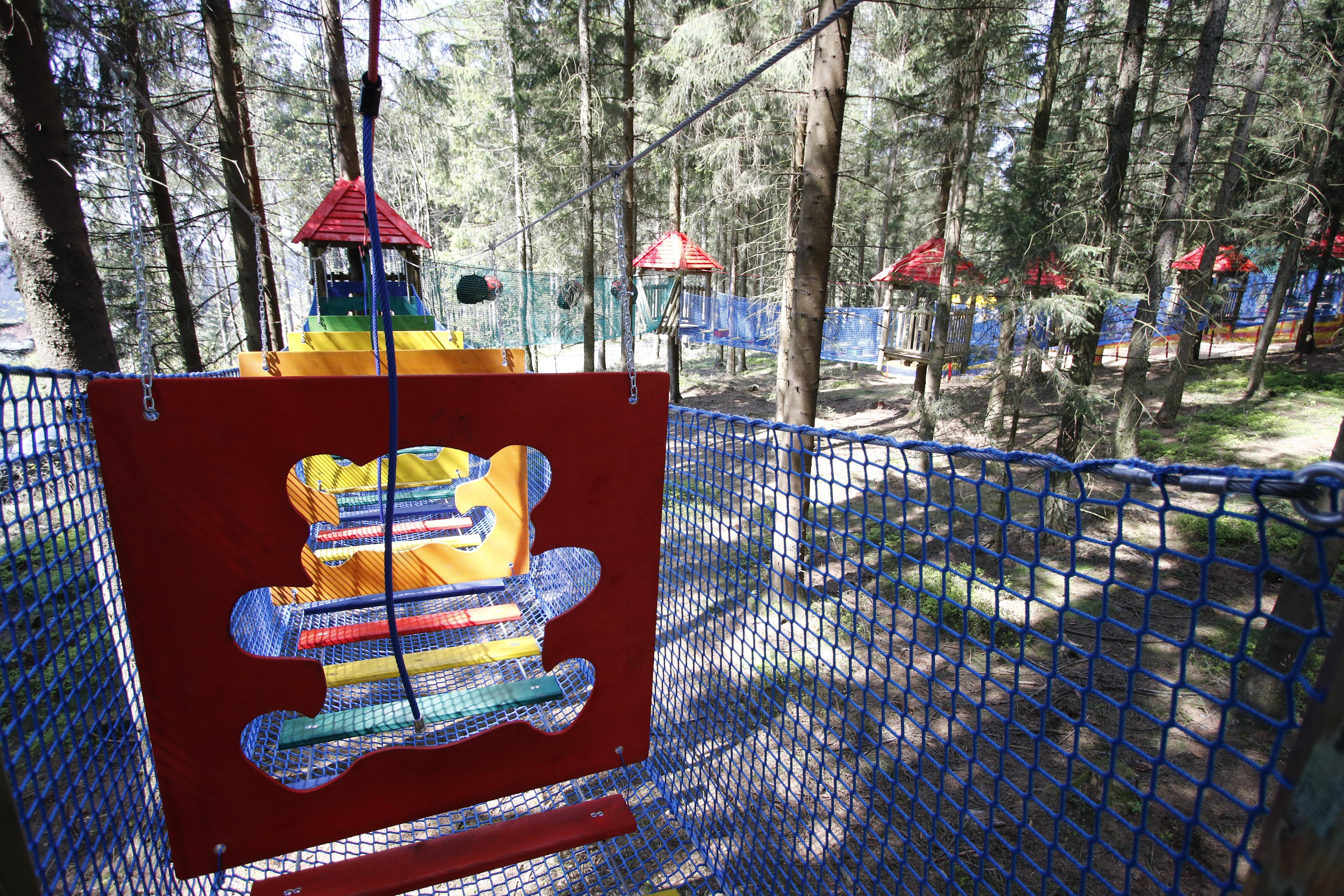 Kinderkletterpark Kirchschlag