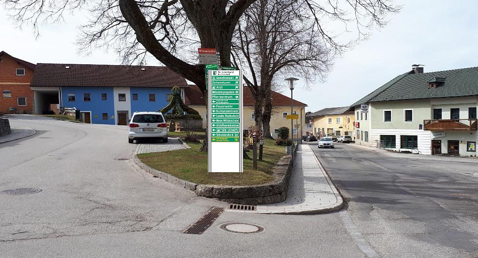 Marktgemeindeamt St. Leonhard