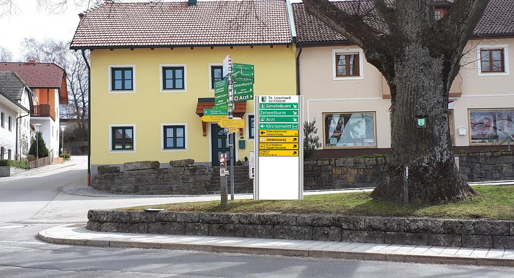 Marktgemeinde St. Leonhard