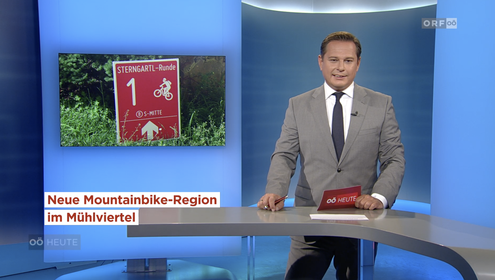 Foto von Bildschirm: LAG Sterngartl Gusental