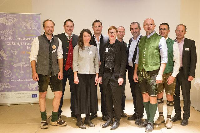 Rupert Asanger Die Siegerinnen und Sieger des LE- Wettbewerbs 2018
