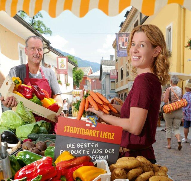 Stadtmarkt Lienz / Profer & Partner