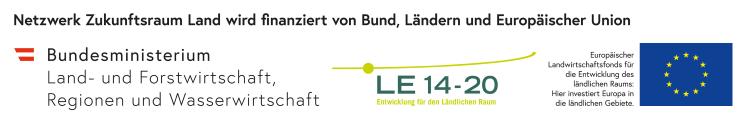 Logo Zukunftsraumland BMLFUW